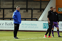 Port Vale Manager John  Askey before Cambridge United vs Port Vale, Sky Bet EFL League 2 Football at the Cambs Glass Stadium on 9th February 2019