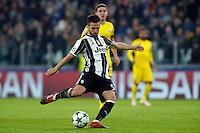 Miralem Pjanic Juventus <br /> Torino 07-12-2016 Juventus Stadium Football Calcio Champions League 2016/2017 Juventus - Dinamo Zagreb . Foto Filippo Alfero Insidefoto
