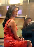 NEW YORK, NY - JANUARY 17: Catherine Zeta-Jones at NBC's Today Show in New York City. January 17, 2013. Credit: RW/MediaPunch Inc. /NortePhoto