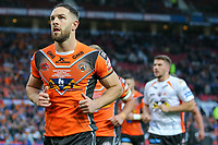 Picture by Alex Whitehead/SWpix.com - 07/10/2017 - Rugby League - Betfred Super League Grand Final - Castleford Tigers v Leeds Rhinos - Old Trafford, Manchester, England - Castleford's Luke Gale.