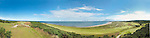 Royal Dornoch Links, the view from the 7th tee looking back across the 5th and 12th fairways..Pic Kenny Smith, Kenny Smith Photography.6 Bluebell Grove, Kelty, Fife, KY4 0GX .Tel 07809 450119,