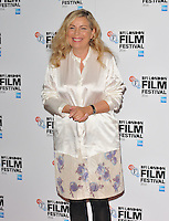 Lone Scherfig at the &quot;Their Finest&quot; 60th BFI London Film Festival press conference &amp; photocall, The May Fair Hotel, Stratton Street, London, England, UK, on Thursday 13 October 2016.<br /> CAP/CAN<br /> &copy;CAN/Capital Pictures /MediaPunch ***NORTH AND SOUTH AMERICAS ONLY***