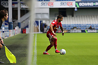Anthony Knockaert of Fulham on the ball during Queens Park Rangers vs Fulham, Sky Bet EFL Championship Football at the Kiyan Prince Foundation Stadium on 30th June 2020