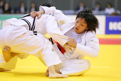 Nami Nabekura, NOVEMBER 8, 2015 - Judo : Kodokan Cup 2015 Women's -63kg at Chiba Port Arena, Chiba, Japan. (Photo by Yohei Osada/AFLO SPORT)