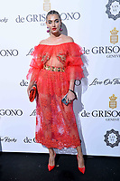 www.acepixs.com<br /> <br /> May 23 2017. Cannes<br /> <br /> Alina Baikova attends the DeGrisogono 'Love On The Rocks' party during the 70th annual Cannes Film Festival at Hotel du Cap-Eden-Roc on May 23, 2017 in Cap d'Antibes, France<br /> <br /> By Line: Famous/ACE Pictures<br /> <br /> <br /> ACE Pictures Inc<br /> Tel: 6467670430<br /> Email: info@acepixs.com<br /> www.acepixs.com