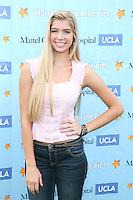 SANTA MONICA, CA - OCTOBER 21:  Allie Deberry at the Mattel Party On The Pier Benefiting Mattel Children's Hospital UCLA - Red Carpet at Pacific Park at Santa Monica Pier on October 21, 2012 in Santa Monica, California. © mpi20/MediaPunch Inc. /NortePhoto