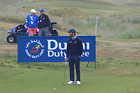 Jorge Campillo (ESP) on the 5th green during Round 2 of the Irish Open at LaHinch Golf Club, LaHinch, Co. Clare on Friday 5th July 2019.<br /> Picture:  Thos Caffrey / Golffile<br /> <br /> All photos usage must carry mandatory copyright credit (© Golffile | Thos Caffrey)