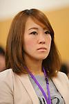 Sayuri Shimizu, APRIL 22, 2013 : The Building up Team Japan 2013 for Sochi at Ajinomoto NTC, Tokyo, Japan. (Photo by AFLO SPORT)