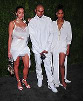 NEW YORK, NY - November 5: Lourdes Leon, Raul Lopez, and Vashtie Kola attends FDA / Vogue Fashion Fund 15th Anniversary event at Brooklyn Navy Yard on November 5, 2018 in Brooklyn, New York <br /> CAP/MPI/PAL<br /> &copy;PAL/MPI/Capital Pictures