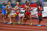 Ambience shot, <br /> AUGUST 25, 2018 - Athletics : Women's 10000m Final at Gelora Bung Karno Main Stadium during the 2018 Jakarta Palembang Asian Games in Jakarta, Indonesia. <br /> (Photo by MATSUO.K/AFLO SPORT)
