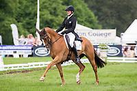 GBR-Laura Cocking (ARKENDALE) INTERIM-19TH: CCI3*U25 DRESSAGE: 2014 GBR-Equitrek Bramham International Horse Trial (Friday 6 June) CREDIT: Libby Law COPYRIGHT: LIBBY LAW PHOTOGRAPHY - NZL