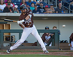 "A.J. Pollock swings during the Reno Aces ""Star Wars Night"" game at Greater Nevada Field in Reno on Saturday, June 17, 2017."