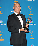 Tom Hanks at The 62nd Anual Primetime Emmy Awards held at Nokia Theatre L.A. Live in Los Angeles, California on August 29,2010                                                                   Copyright 2010  DVS / RockinExposures