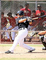 Thomas Field / Colorado Rockies 2008 Instructional League..Photo by:  Bill Mitchell/Four Seam Images