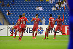 Al Nassr vs Lekhwiya during the 2015 AFC Champions League Group A match on May 06, 2015 at the Prince Fahad International Stadium in Riyadh, Saudi Arabia. Photo by Adnan Hajj / World Sport Group