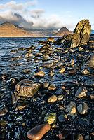 Elgol Beach & Loch Scavaig, Scotland