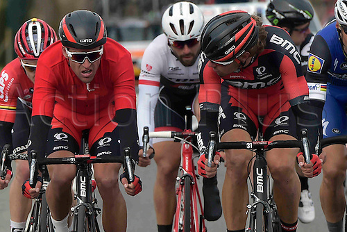 27.03.2016. Deinze, Belgium.  VAN AVERMAET Greg (BEL) Rider of BMC RACING TEAM in action during the Flanders Classics UCI World Tour 78nd Gent-Wevelgem cycling race with start in Deinze and finish in Wevelgem