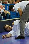 Spain's  Pau Gasol  during friendly match.July 9,2012.(ALTERPHOTOS/Ricky)