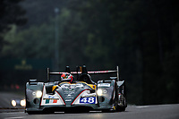#48 MURPHY PROTOTYPES (IRL) ORECA 03  NISSAN BRENDON HARTLEY (NZL) MARK PATTERSON (USA) KARUN CHANDHOK (IND)