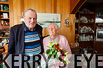 Mick & Sheila McCarthy celebrate their Platinum wedding anniversary.
