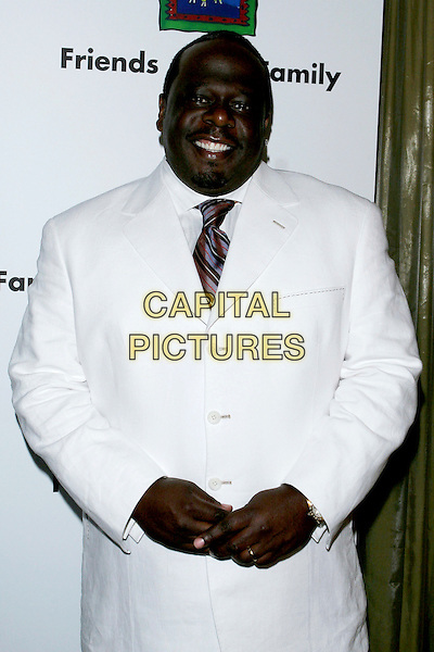 CEDRIC THE ENTERTAINER.The 9th Annual Family Matters Benefit and Celebration held Regent Beverly Wilshire Hotel, Beverly Hills, California.June 3rd, 2005.Photo credit: Jacqui Wong/AdMedia.half length white suit jacket.www.capitalpictures.com.sales@capitalpictures.com.© Capital Pictures.