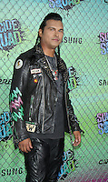 NEW YORK, NY-August 01:  Adam Beach at Warner Bros. Pictures & DC, Atlas Entertainment  presents the World Premiere of Suicide Squad  at the Beacon Theatre in New York. NY August 01, 2016. Credit:RW/MediaPunch