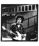 Jimi Hendrix 1966 on Ready Steady Go