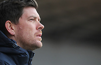 Bristol Rovers' Manager Darrell Clarke <br /> <br /> Photographer Mick Walker/CameraSport<br /> <br /> The EFL Sky Bet League One - Blackpool v Bristol Rovers - Saturday 13th January 2018 - Bloomfield Road - Blackpool<br /> <br /> World Copyright &copy; 2018 CameraSport. All rights reserved. 43 Linden Ave. Countesthorpe. Leicester. England. LE8 5PG - Tel: +44 (0) 116 277 4147 - admin@camerasport.com - www.camerasport.com