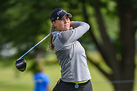 Jennifer Kupcho (USA) watches her tee shot on 12 during the round 1 of the KPMG Women's PGA Championship, Hazeltine National, Chaska, Minnesota, USA. 6/20/2019.<br /> Picture: Golffile | Ken Murray<br /> <br /> <br /> All photo usage must carry mandatory copyright credit (© Golffile | Ken Murray)