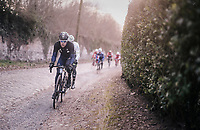 """bike computer says no...""<br /> <br /> 50th GP Samyn 2018<br /> Quaregnon > Dour: 200km (BELGIUM)"