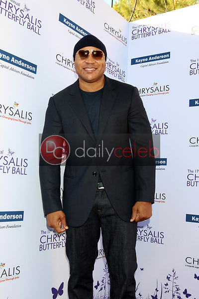 LL Cool J<br /> at the 17th Annual Chrysalis Butterfly Ball, Private Residence, Los Angeles, CA 06-02-18<br /> David Edwards/DailyCeleb.com 818-249-4998