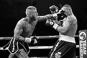 Boksning Br&oslash;ndby Hallen 12/12-15<br /> Patrick Nielsen vs Rudy Markussen