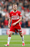 Adam Forshaw of Middlesbrough during the Championship match at the Riverside Stadium, Middlesbrough. Picture date: August 12th 2017. Picture credit should read: Simon Bellis/Sportimage