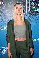 07 August 2017 - West Hollywood, California - Hailey Baldwin. 'Carpool Karaoke: The Series' On Apple Music Launch Party held at Chateau Marmont. <br /> CAP/ADM/FS<br /> &copy;FS/ADM/Capital Pictures
