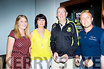 Marian o'Donoghue, Dora Browne and Martin Grady at the Shave for Amy in the K-town bar on Friday evening