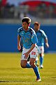 Kazuyoshi Miura (Yokohama FC),.MARCH 25, 2012 - Football /Soccer : 2012 J.LEAGUE Division 2 ,5th sec match between Yokohama FC 0-2 Ventforet Kofu at NHK Spring Mitsuzawa Football Stadium, Kanagawa, Japan. .Kazu began his professional career in 1986 before the J.League had even started. Now at 45 is the oldest player in Japan's professional leagues.  (Photo by Jun Tsukida/AFLO SPORT) [0003]