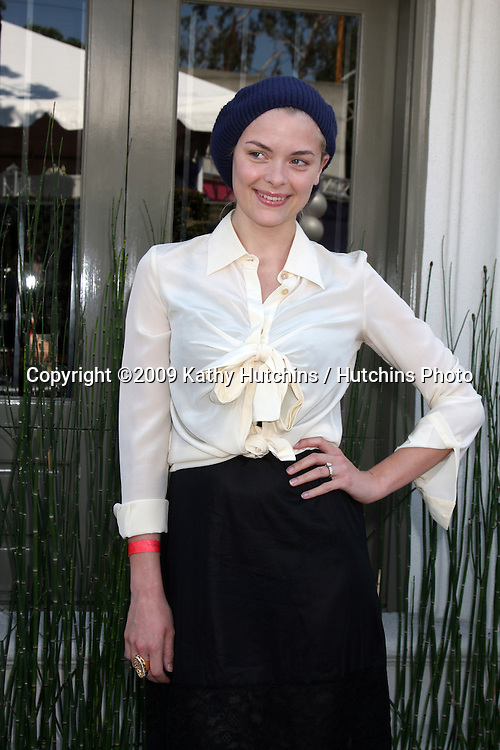 Jaime King arriving at the 7th Annual John Varvatos Stuart House Benefit at the John Varvatos Store in West Hollywood, CA  on.March 8, 2009.©2009 Kathy Hutchins / Hutchins Photo...                .