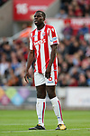 Stoke's Kurt Zouma in action during the premier league match at the Britannia Stadium, Stoke on Trent. Picture date 9th September 2017. Picture credit should read: David Klein/Sportimage