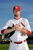 Mar 01, 2010; Jupiter, FL, USA; St. Louis Cardinals  pitcher Ryan Franklin (31) during  photoday at Roger Dean Stadium. Mandatory Credit: Tomasso De Rosa/ Four Seam Images