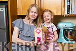 Sinead Morris, pictured with her daughter Sarai Daisy, set up Daisy Bakes in 2015 and will soon have her product on SuperValu shelves.