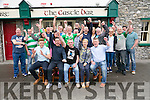60th birthday of Mike Conway on tour with family and friends from the Castle Bar on Saturday