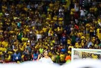 RIO DE JANEIRO, 30.06.2013 - COPA DAS CONFEDERAÇÕES - FINAL - BRASIL X ESPANHA - A cantora Ivete Sangalo durante cerimonia de encerramento antes da partida entre Brasil x Espanha na final da Copa das Confederações Estádio do Maracanã, na zona norte do Rio de Janeiro, neste domingo, 30..(Foto: William Volcov / Brazil Photo Press).