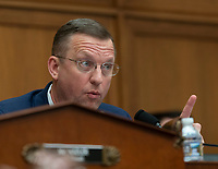 Ranking Member United States Representative Doug Collins (Republican of Georgia) speaks during a hearing of the US House Judiciary Committee in which Acting Attorney General Matthew G. Whitaker appears on Capitol Hill in Washington, DC, February 8, 2019. Credit: Chris Kleponis / CNP/AdMedia
