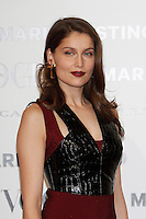 Laetitia Casta attends Vogue and Mario Testino photocall in Madrid. November 27, 2012. (ALTERPHOTOS/Caro Marin) /NortePhoto