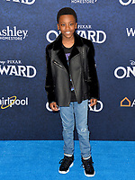 """LOS ANGELES, CA: 18, 2020: Ramon Reed at the world premiere of """"Onward"""" at the El Capitan Theatre.<br /> Picture: Paul Smith/Featureflash"""