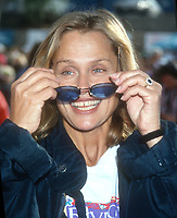 Lauren Hutton<br /> 1994<br /> Photo By Michael Ferguson/CelebrityArchaeology.com<br /> <br /> http://CelebrityArchaeology.com