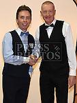 Ken Doherty V Steve Davis Snooker @ Barbican