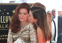 HOLLYWOOD, CA - October 06: Debra Messing, Sophia Bush, At Debra Messing Honored With Star On The Hollywood Walk Of Fame At On The Hollywood Walk Of Fame In California on September 06, 2017. <br /> CAP/MPI/FS<br /> &copy;FS/MPI/Capital Pictures