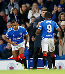 26.12.2019 Rangers v Kilmarnock: Supersub Alfredo Morelos comes on for Jermain Defoe