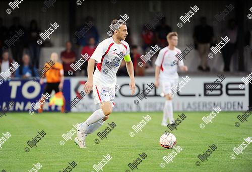 2015-08-26 / Voetbal / Seizoen 2015-2016 / Hoogstraten VV / Meyvis Juri<br /><br />Foto: Mpics.be